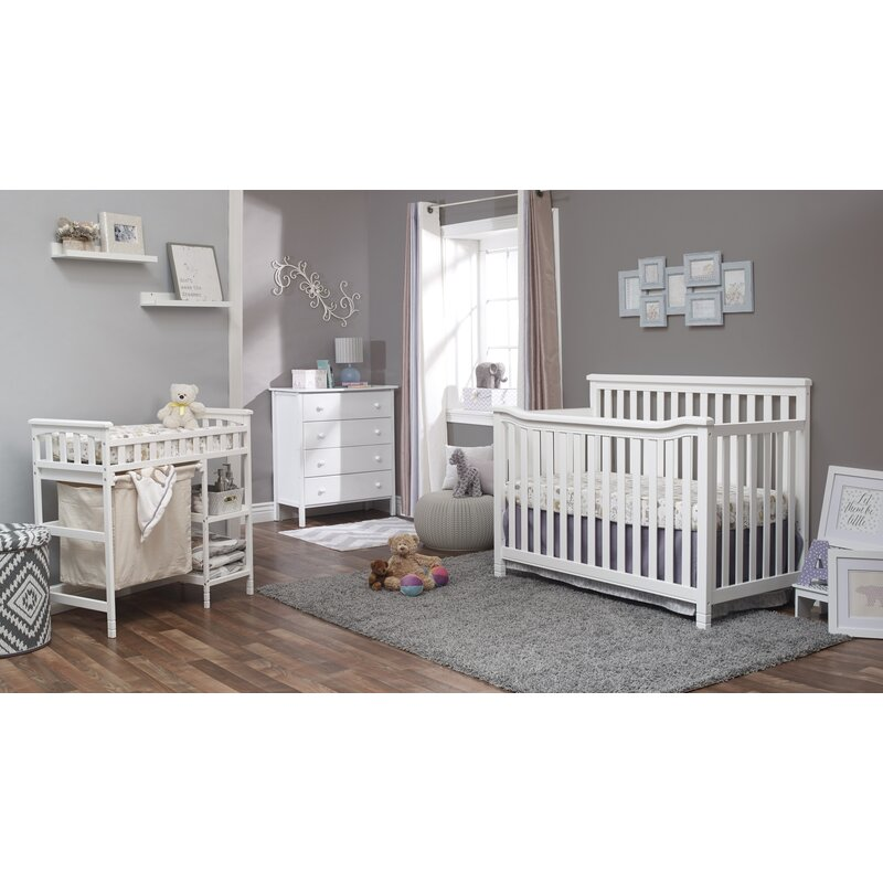 Palisades 4 In 1 Convertible 3 Piece Crib Set Amp Reviews