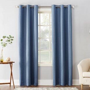 Blue Curtains Drapes You Ll Love In 2019 Wayfair