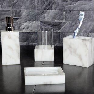 Grey Bathroom Accessories You'll | Wayfair on l.a. design, setzer design, berserk design, blue sky design, pi design, ns design, er design, color design, dy design, dj design,