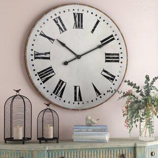 Farmhouse Wall Clocks Youll Love