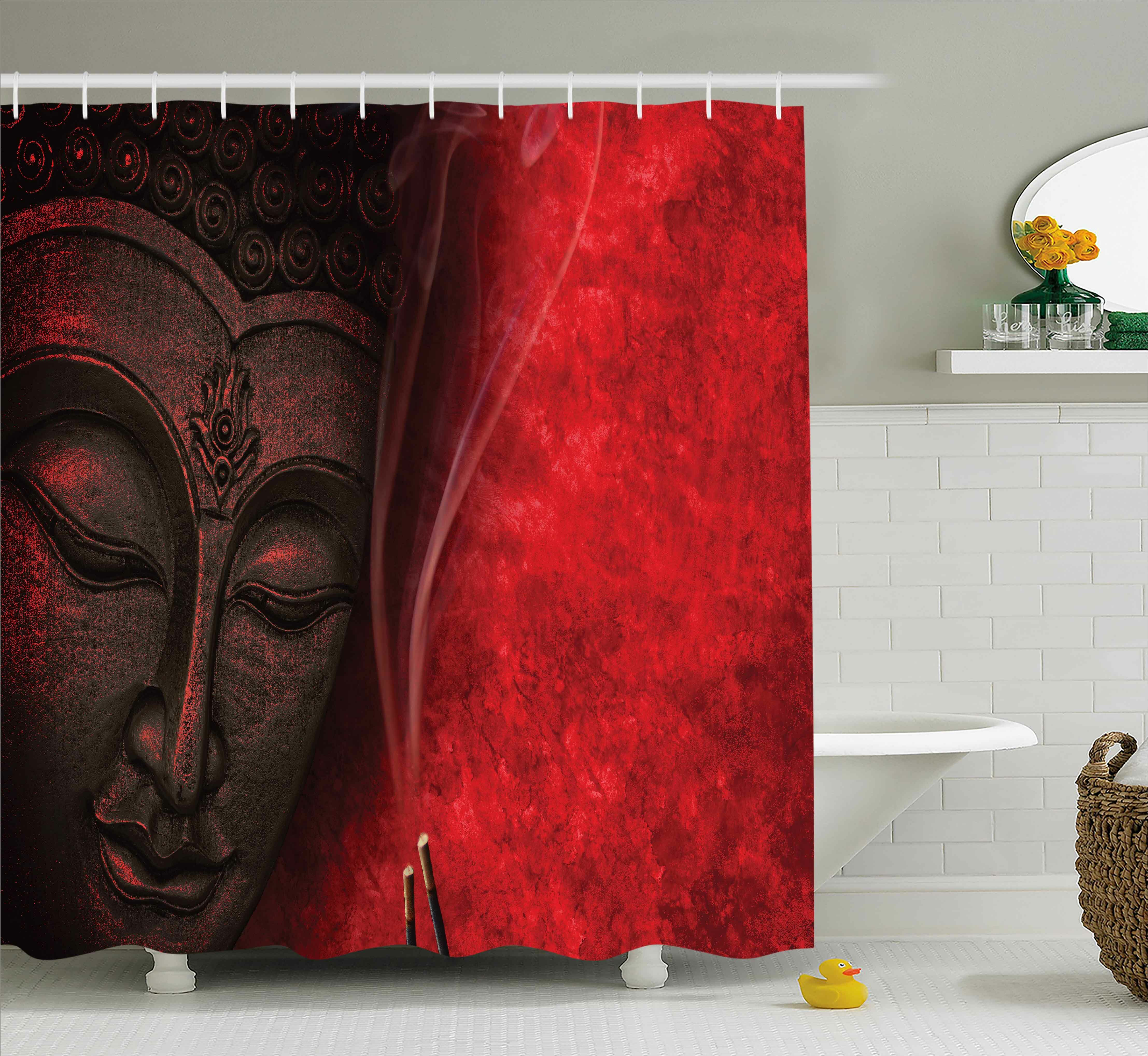 Bloomsbury Market Avondale Zen Yoga Hippie Decor Shower Curtain