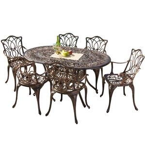 Andrea Patio Dining Table