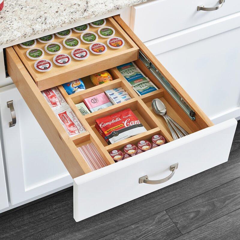 Rev A Shelf K Cup Drawer Coffee Pod Storage Amp Reviews