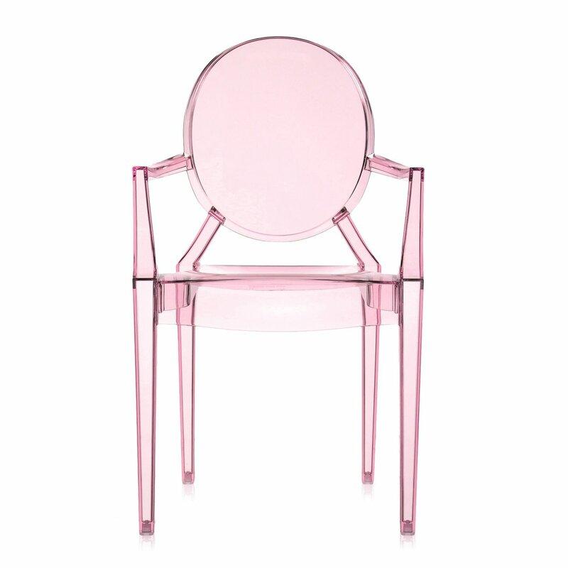 Ghost Lou Lou Kids Chair