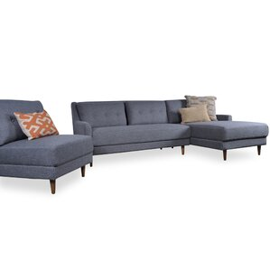 sc 1 st  Wayfair : danish modern sectional - Sectionals, Sofas & Couches