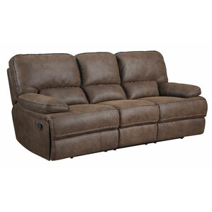 Powell Reclining Sofa by Avalon Furniture