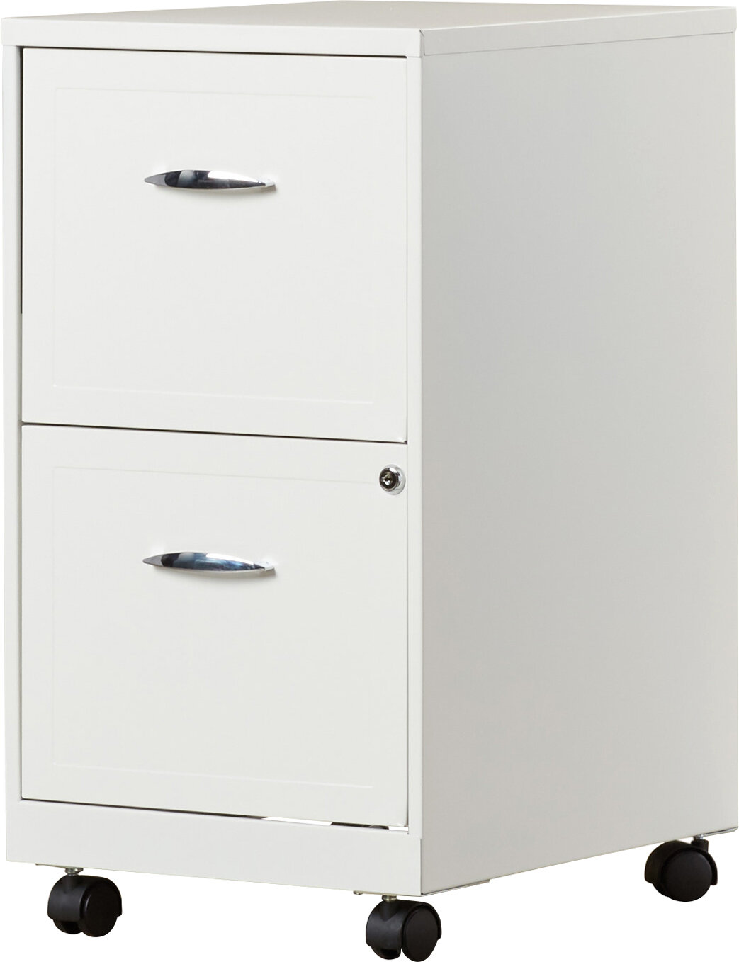 heavy nickel modern home cabinet metal drawers two finish polished unit filing office oak file latch square thumb silver ikea wooden pl duty retro cabinets with white