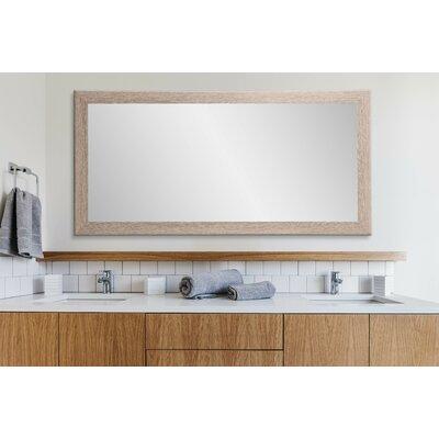 BrandtWorksLLC Farmhouse Accent Mirror Size: 71 H x 32 W