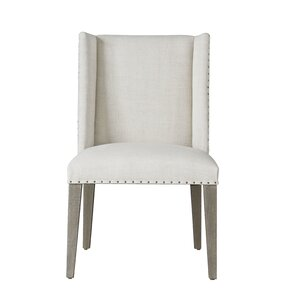 Ferndown Parsons Chair with Solid Wood Le..