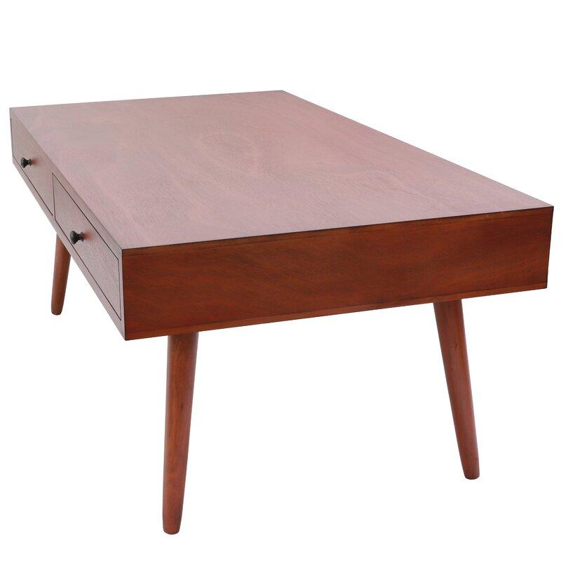 Attirant Pelham Modern Coffee Table With Storage