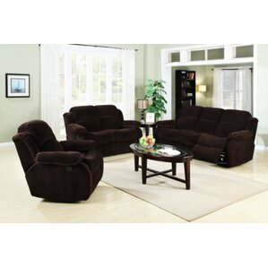 Austin Configurable Living Room Set by Flair