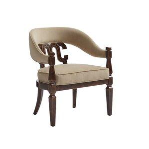 Havana Crossing Arm Chair by Stanley Furniture