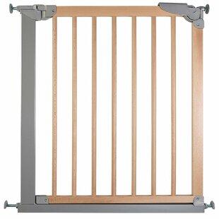 Wide Walkthrough Wooden Safety Gate