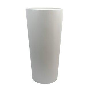 Modern Contemporary White Pot Allmodern