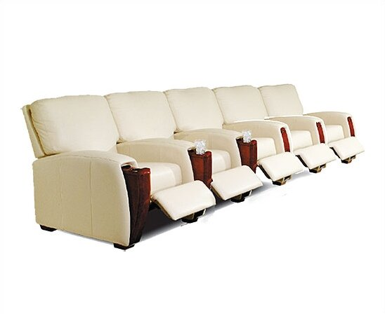 Bass Celebrity Home Theater Seating Row Of 5 Wayfair