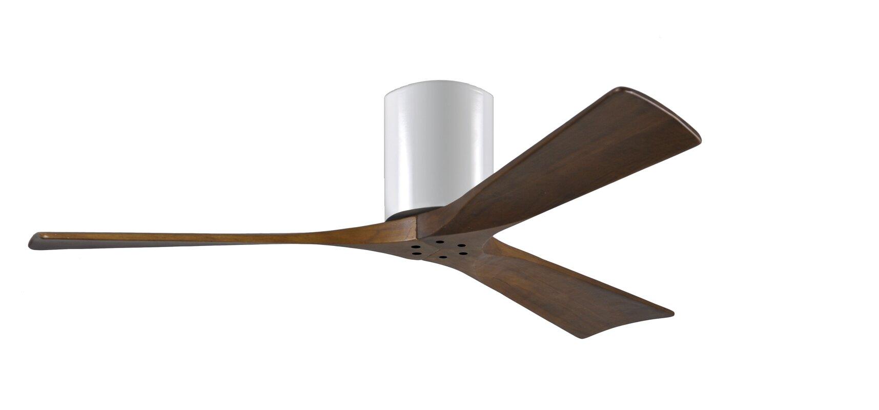 Wade Logan 52 Quot Rosalind 3 Blade Hugger Ceiling Fan