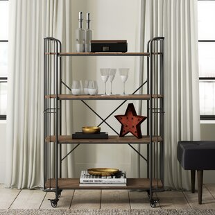 Kendleton 4 Tier Bar Cart