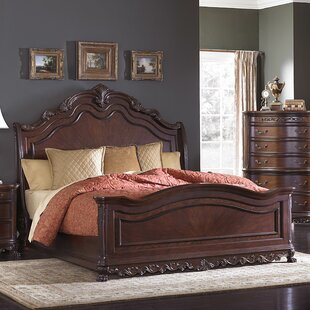 Dumont Cherry Bedroom Suite | Wayfair