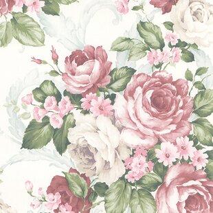 Hot pink wallpaper wayfair quickview mightylinksfo