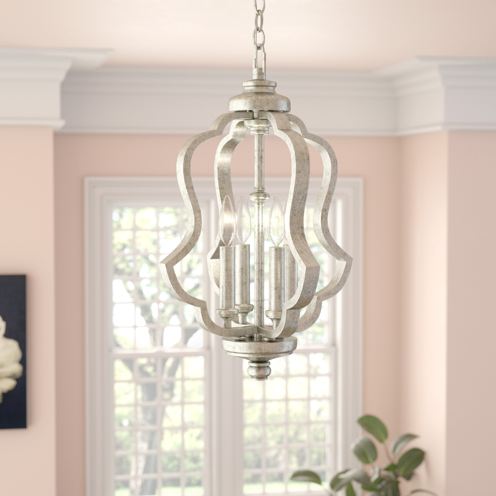 4 light pendant carmen willa arlo interiors erroll 4light pendant reviews wayfair