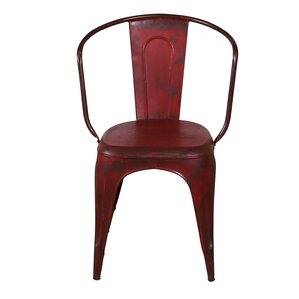 Distressed Bistro Chair by Wildon Home ?