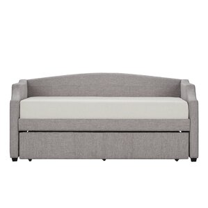 Claflin Daybed with Trundle by Three Posts