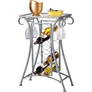 Herbert 10 Bottle Floor Wine Rack by Alcott Hill