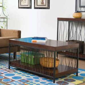 Wire Design Coffee Table by Wildon Home ?