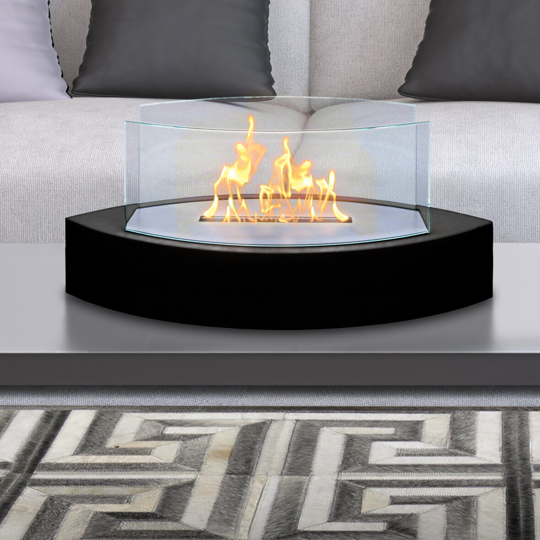 Anywhere Fireplace Lexington Bio Ethanol Tabletop Fireplace U0026 Reviews |  Wayfair