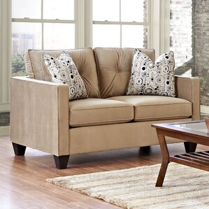 Klaussner Furniture Derry Loveseat