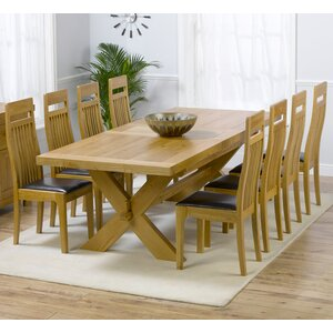 8 Seater Dining Table Sets | Wayfair.co.uk