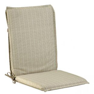 Sahara Highback Garden Dining Chair Cushion