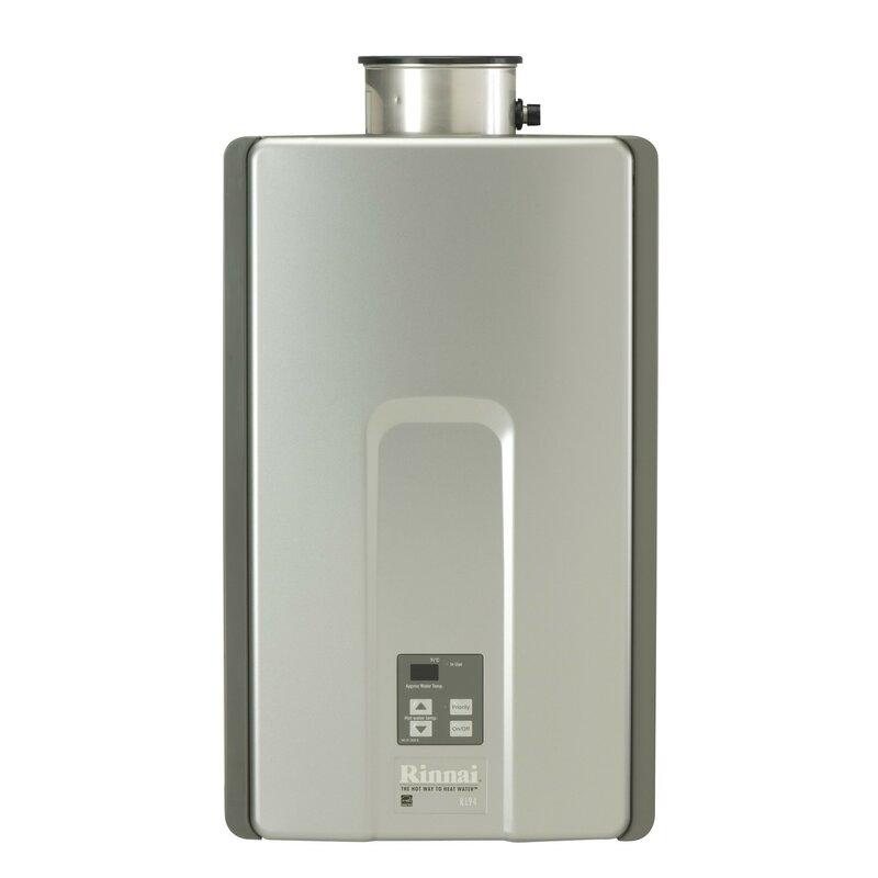 rinnai luxury 9.4 gpm liquid nature gas tankless water heater