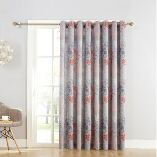 Ordinaire Sliding Patio Door Curtains | Wayfair