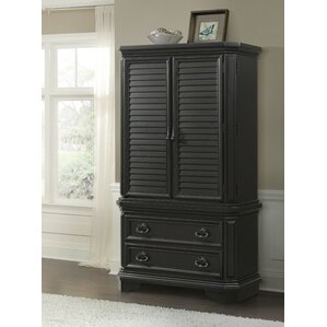Baldhart Armoire by Darby Home Co