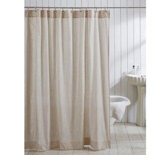 Elizabeth 100 Cotton Seersucker Shower Curtain