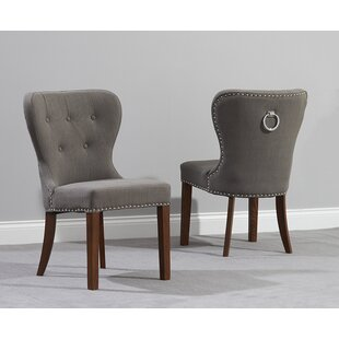 Clematis Upholstered Dining Chair Set Of 2