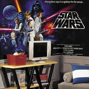 Star Wars 10.5' x 72