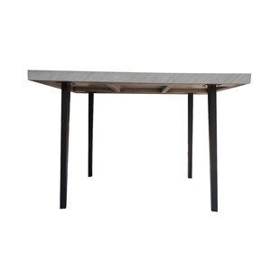 Fiskeville Acacia Square Dining Table