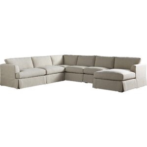 Warner Modular Sectional by AllModern Custom..