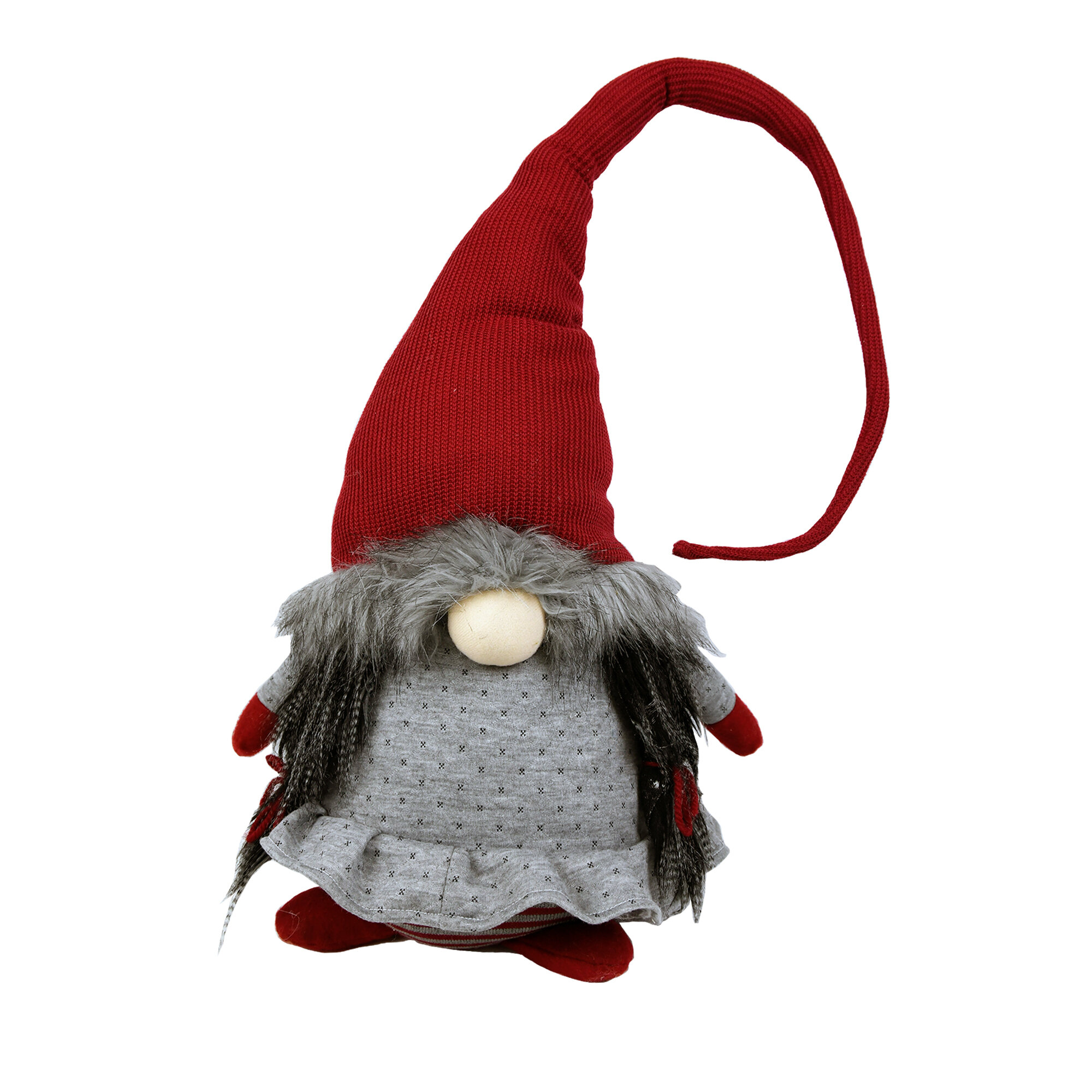 The Holiday Aisle Standing Gnome Gunnvor Stuffed Holiday