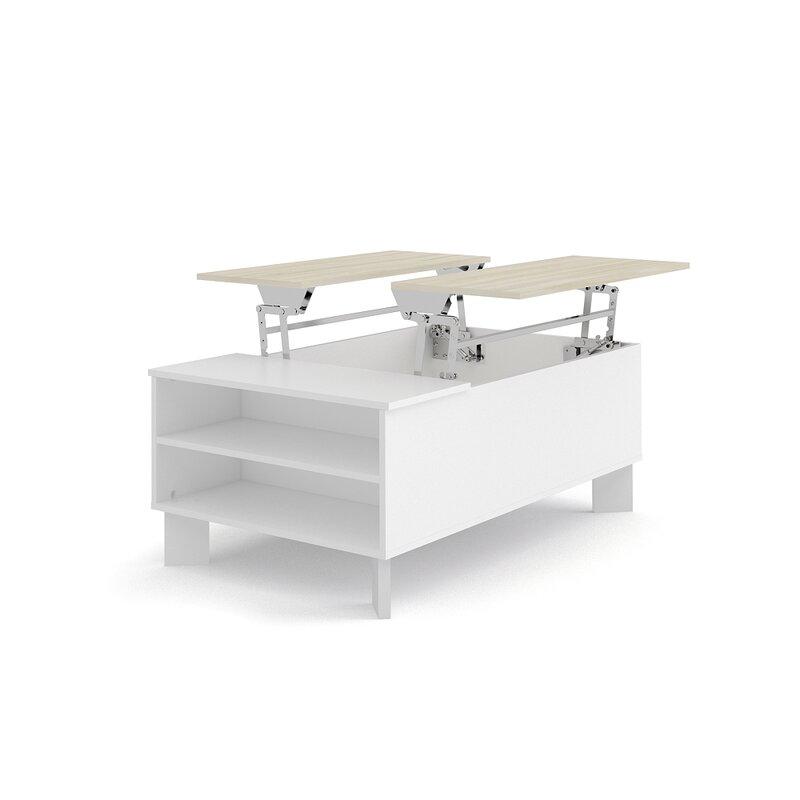 orren ellis couchtisch dennings mit stauraum bewertungen. Black Bedroom Furniture Sets. Home Design Ideas