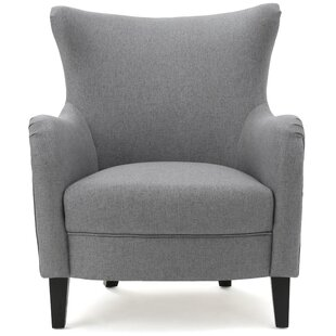 Charcoal Grey Accent Chair | Wayfair