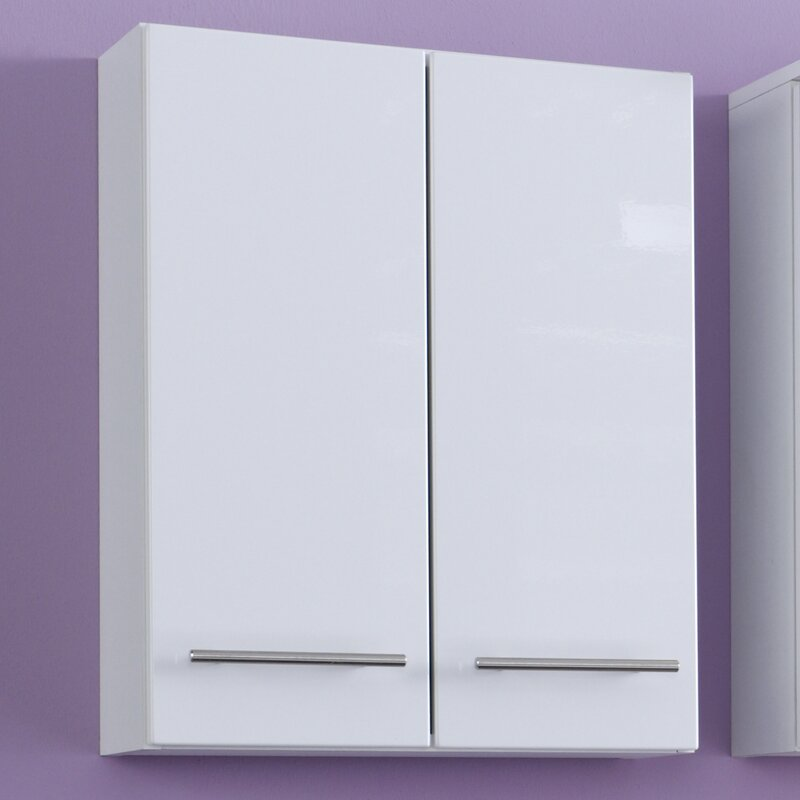 Parma 50 X 64cm Wall Mounted Cabinet