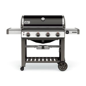 Genesis II E-410 4-Burner Natural Gas Grill