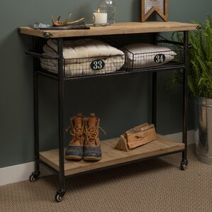 Welton Bar Cart by Cooper Classics