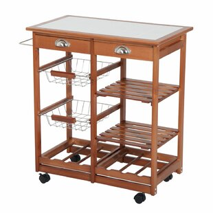 serita kitchen cart - Kitchen Carts