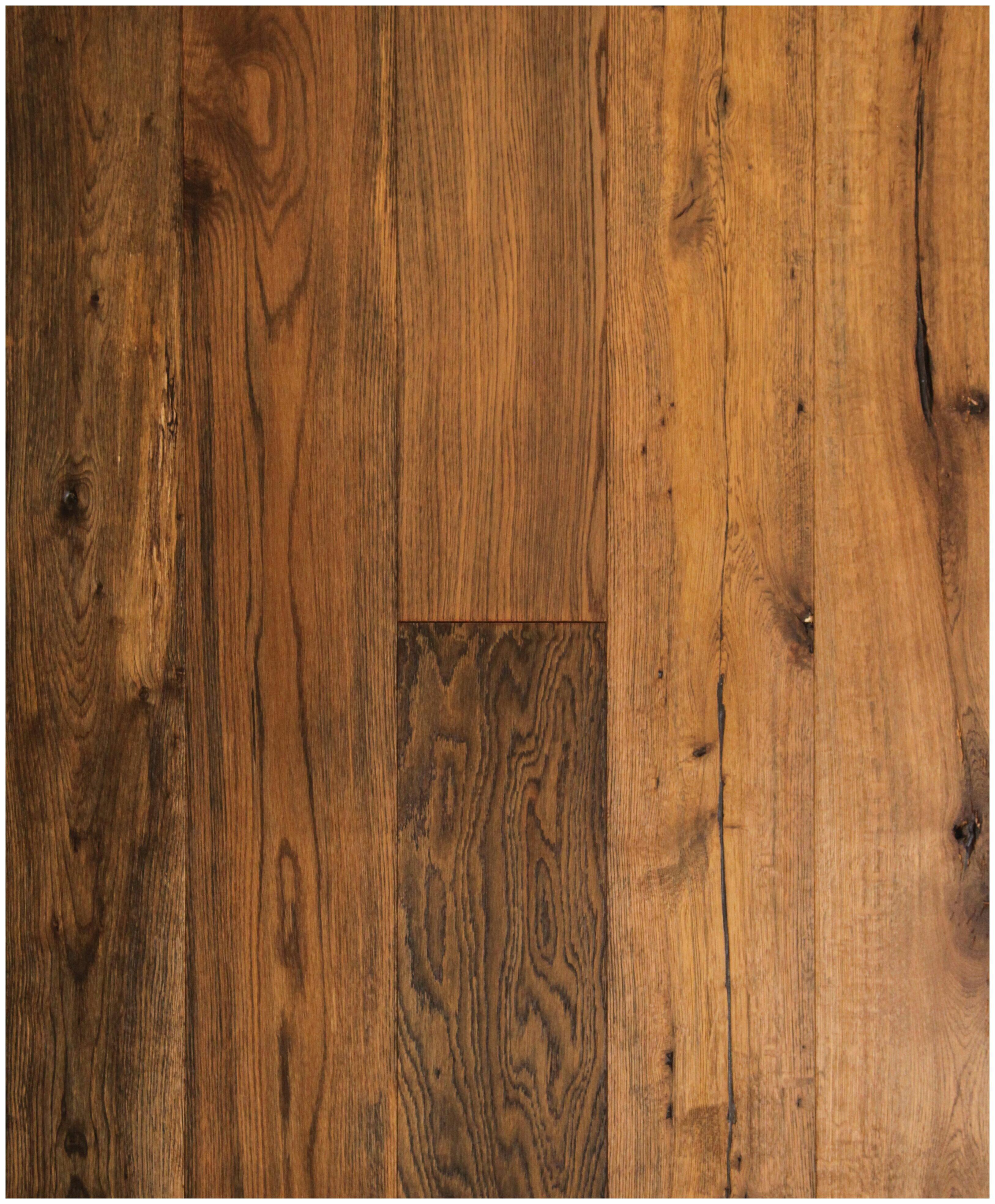 Easoon Usa Chicago 7 12 Engineered Oak Hardwood Flooring Wayfair