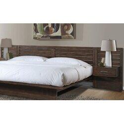 Cresent Furniture Hudson Platform Bed U0026 Reviews   Wayfair