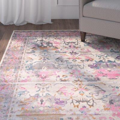 Mistana Charlena Pink Area Rug Wayfair